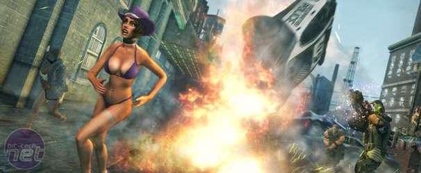 Saints Row: The Third Review Saints Row the Third Review
