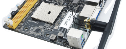Zotac A75-ITX WiFi Review