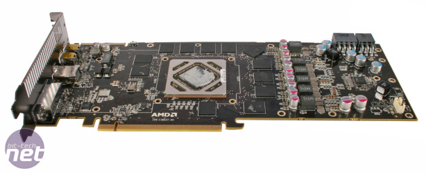 AMD Radeon HD 7970 3GB Review AMD Radeon HD 7970 3GB - The Card