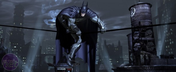 Batman: Arkham City PC Review