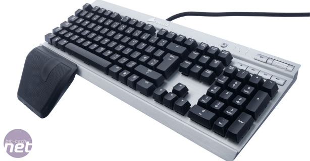 Corsair K60 Vengeance Review