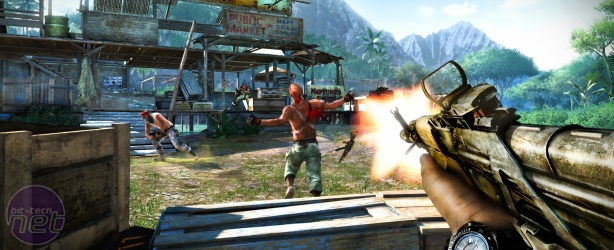 Far Cry 3 Preview Far Cry 3 Preview
