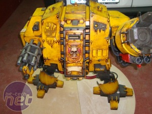 *Mod of the Year 2011 Dreadnought by Javier Fernandez (pinchillo)