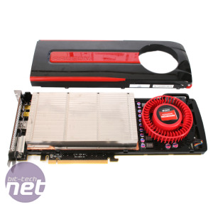 AMD Radeon HD 7950 3GB Review AMD Radeon HD 7950 3GB - The Card