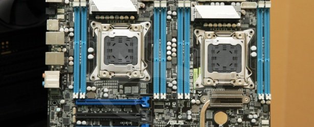 Asus Z9PE-D8 WS (image credit: VR-Zone)