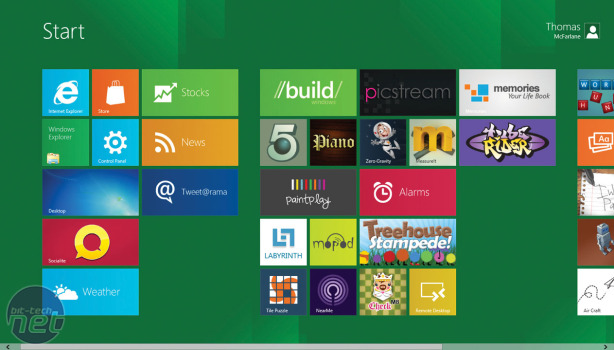 Coming in 2012 The end of the world, Windows 8 and Firefox