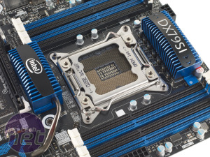 Intel DX79SI Review