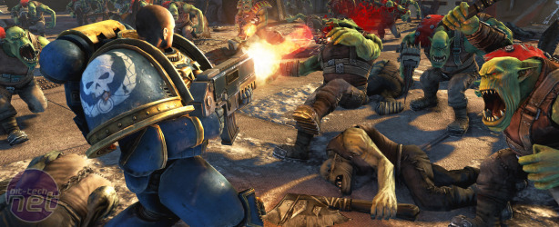 Warhammer 40K: The Space Marines That Never Were