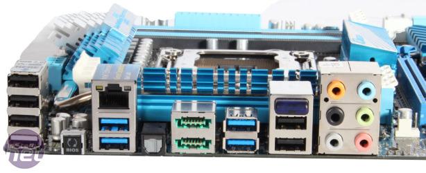 *Asus P9X79 Pro Review Asus P9X79 Pro Test Setup