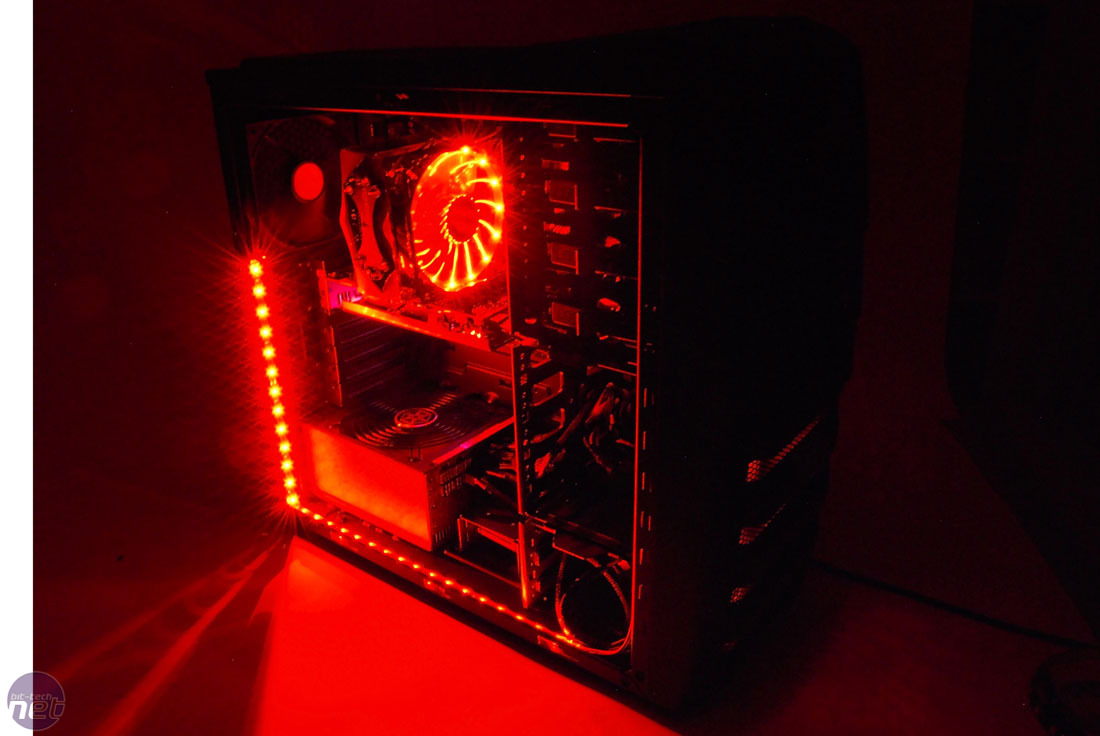 Red led strip pc – Led verlichting watt