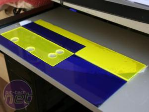 Illuminate your PC - Part 2  Acrylic mid-section