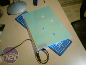 Illuminate your PC - Part 3 Illuminated flooring by Skorchio