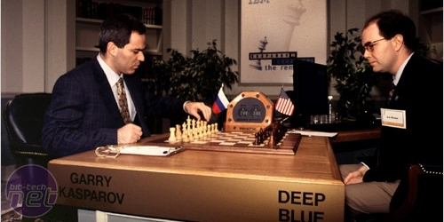 The story of artificial intelligence Artificial intellience gets its name, plays lots of chess