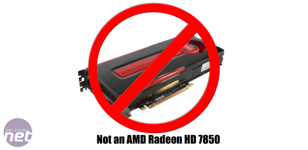 AMD Radeon HD 7850 2GB Review