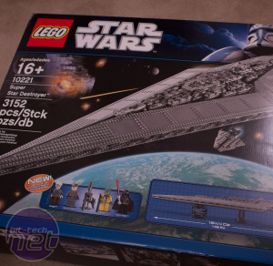 Bit-tech builds the LEGO Super Star Destroyer