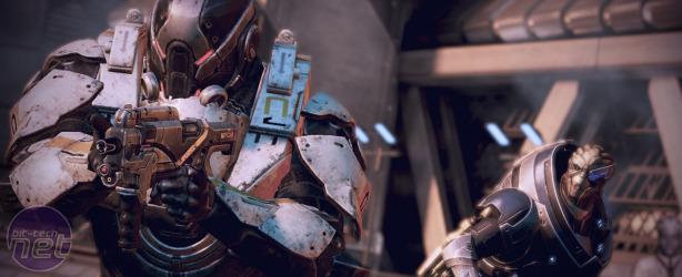 Mass Effect 3 Review Mass Effect 3 PC Review