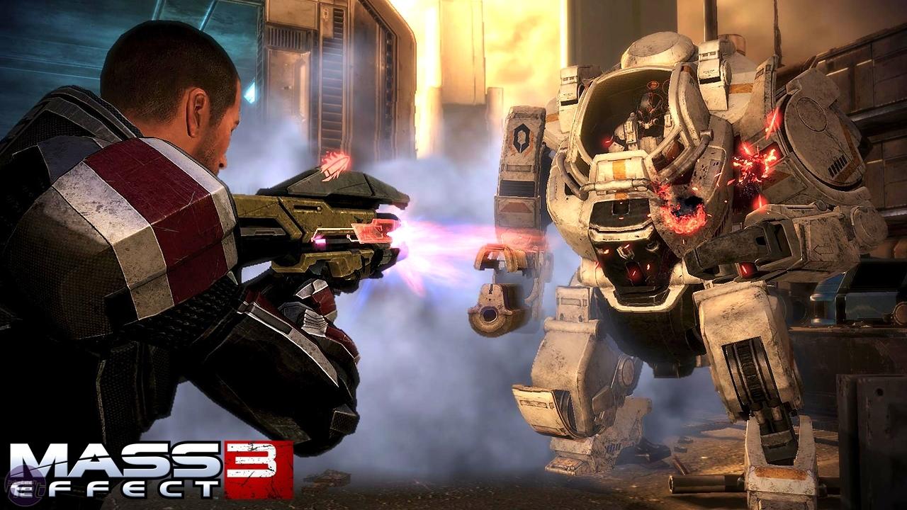 Mass Effect 3: Review 95