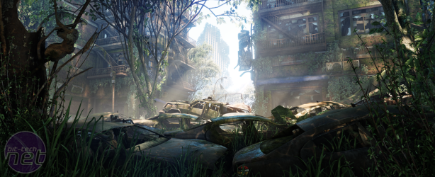 Crysis 3 preview Crysis 3 Preview