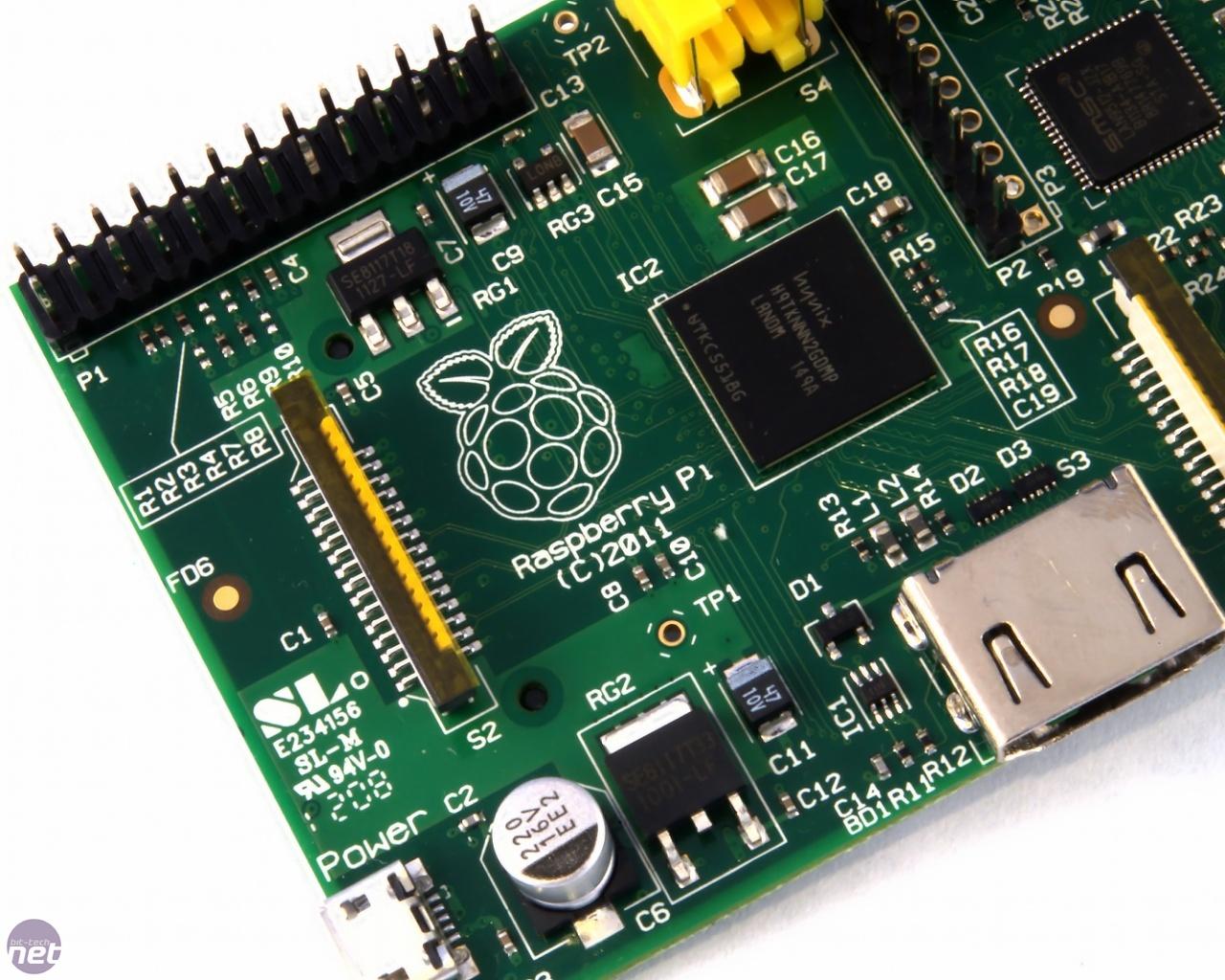 Raspberry Pi review | bit-tech net