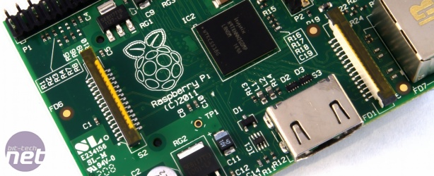 Raspberry Pi review Raspberry Pi - Compute Performance