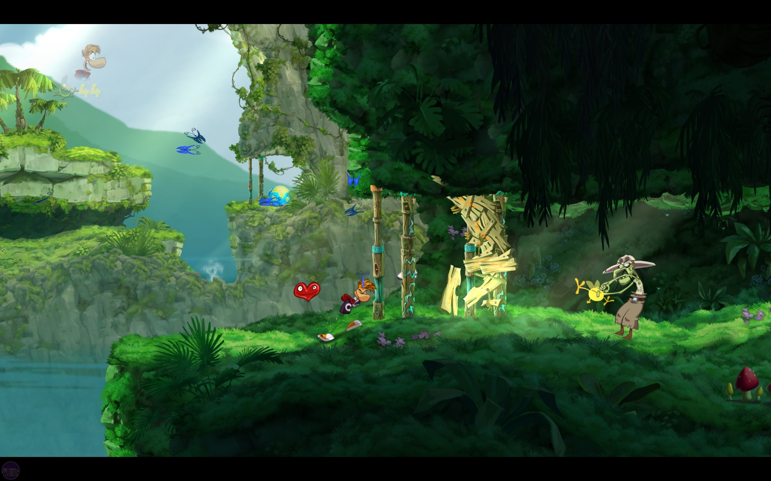 Rayman: Origins PC Review | bit-tech net