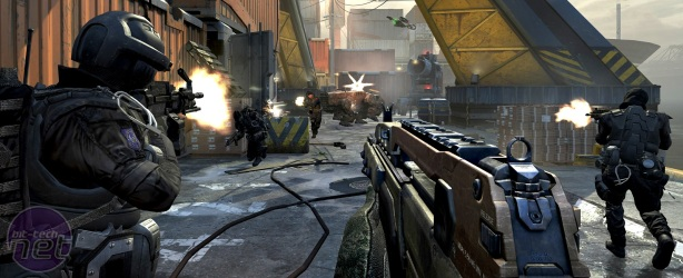 Call of Duty: Black Ops 2 preview Call of Duty: Black Ops 2 Preview