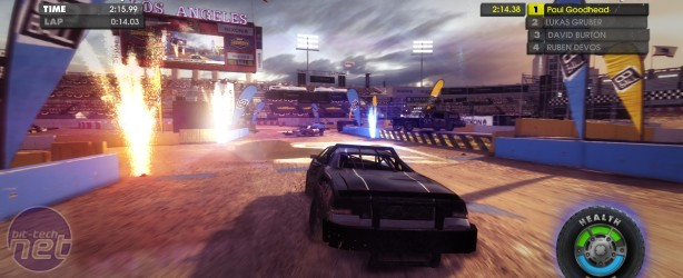Dirt Showdown review Dirt Showdown Review