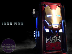 June 2012 Project Log and Case Mod Index Update Iron Man and Star Wars Imperial AT AT