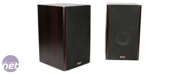 Microlab Solo1C Speakers Review