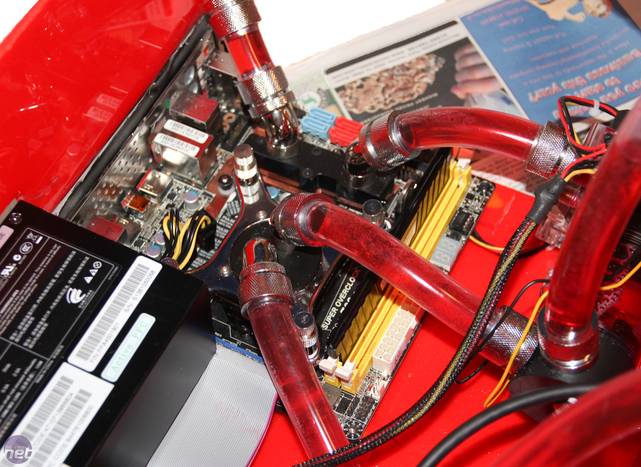 how to make water cooling system for pc