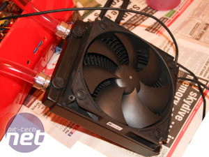 Scratchbuilt PC: cooling system and water-cooling feature  Scratchbuilt PC - Cooling system and water-cooling feature