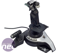 Cyborg FLY 5 vs Thrustmaster T-Flight Hotas X