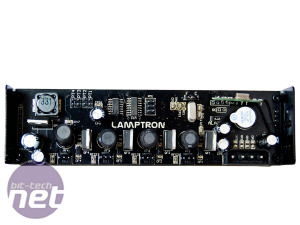 *Lamptron FC10 Fan Controller Preview Lamptron FC10 Fan Controller Preview