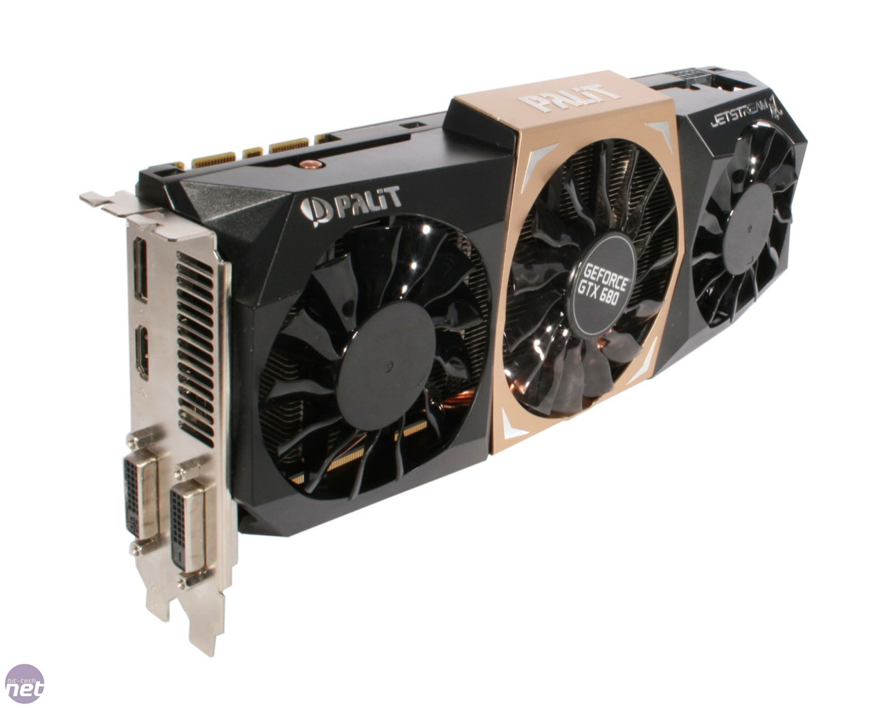 Palit GeForce GTX 680 2GB JetStream review | bit-tech net