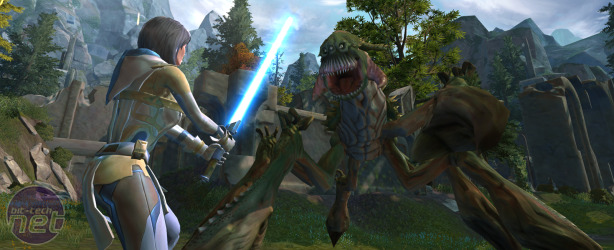 Star Wars: The Old MMO Problem Star Wars: The Old MMO Problem