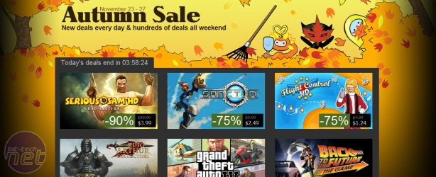 Steam Sales and Devaluation