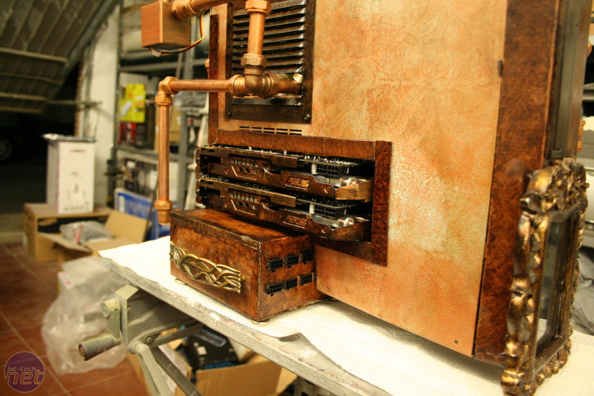 Steampunk - A Modder's Guide | bit-tech net