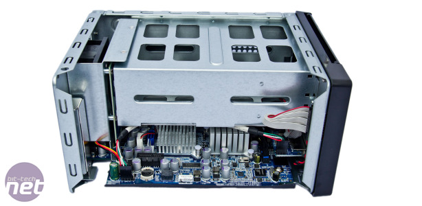 Thecus N2800 Review Performance Analysis and Conclusion