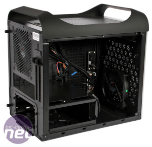 BitFenix Prodigy review BitFenix Prodigy Review - Internals