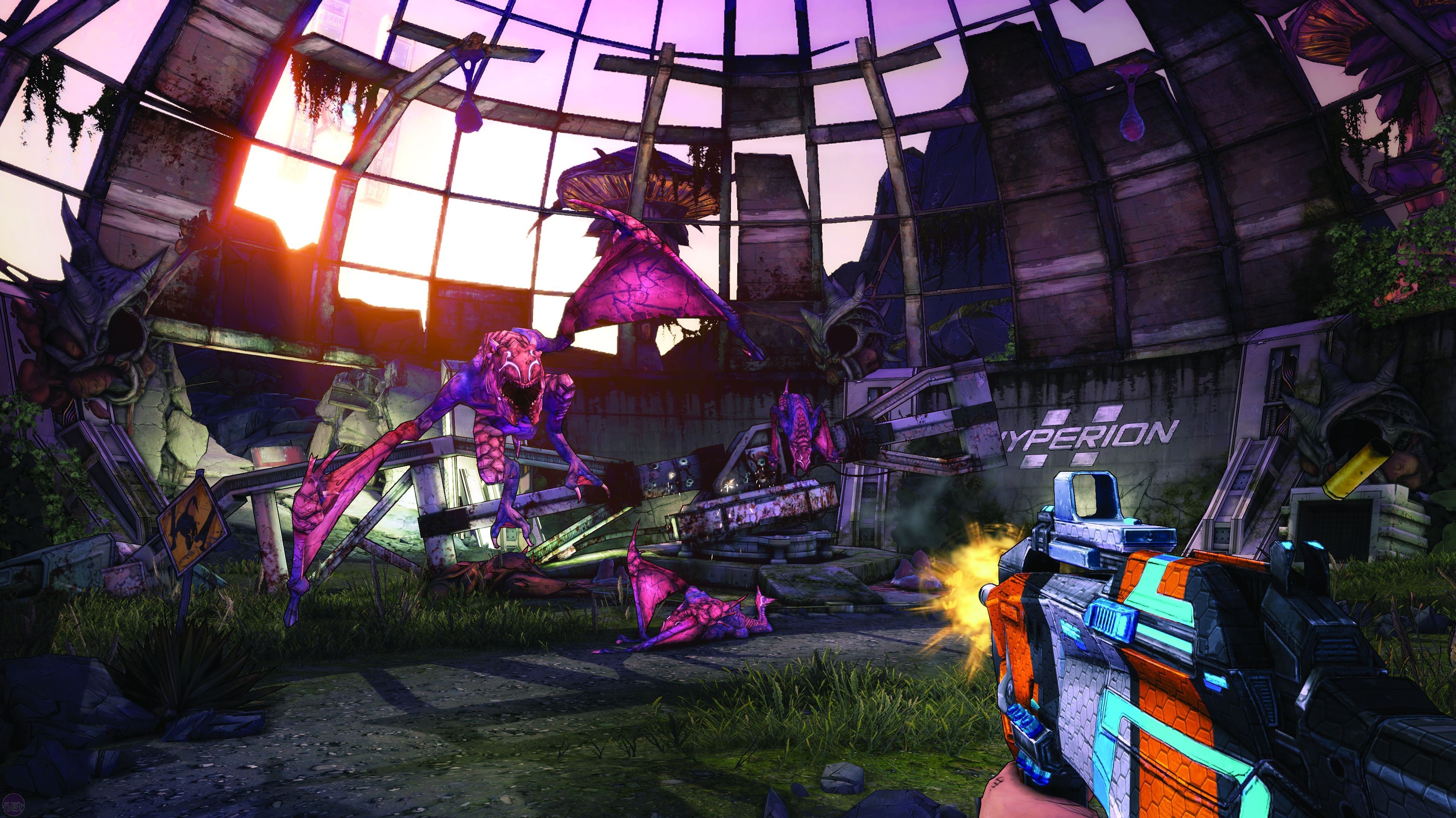 Borderlands 2 review | bit-tech.net Borderlands 2 Review