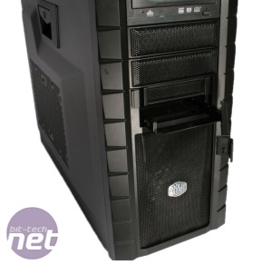 Cooler Master HAF XM review Cooler Master HAF XM Review