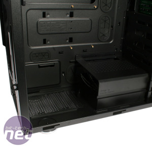 Cooler Master HAF XM review Cooler Master HAF XM - Interior