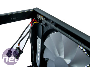 Fractal Design Node 304 review Fractal Design Node 304 - Interior
