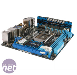 Mini-ITX motherboard shootout Asus P8Z77-I Deluxe Review