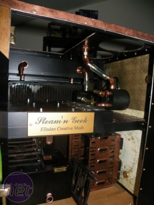 Mod of the Month August 2012  Steam'n Geek project by Elladan
