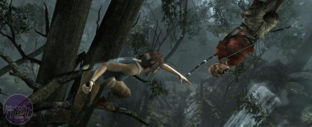 Tomb Raider preview Tomb Raider Preview