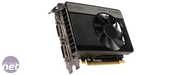 EVGA GeForce GTX 650 1GB review Test Setup