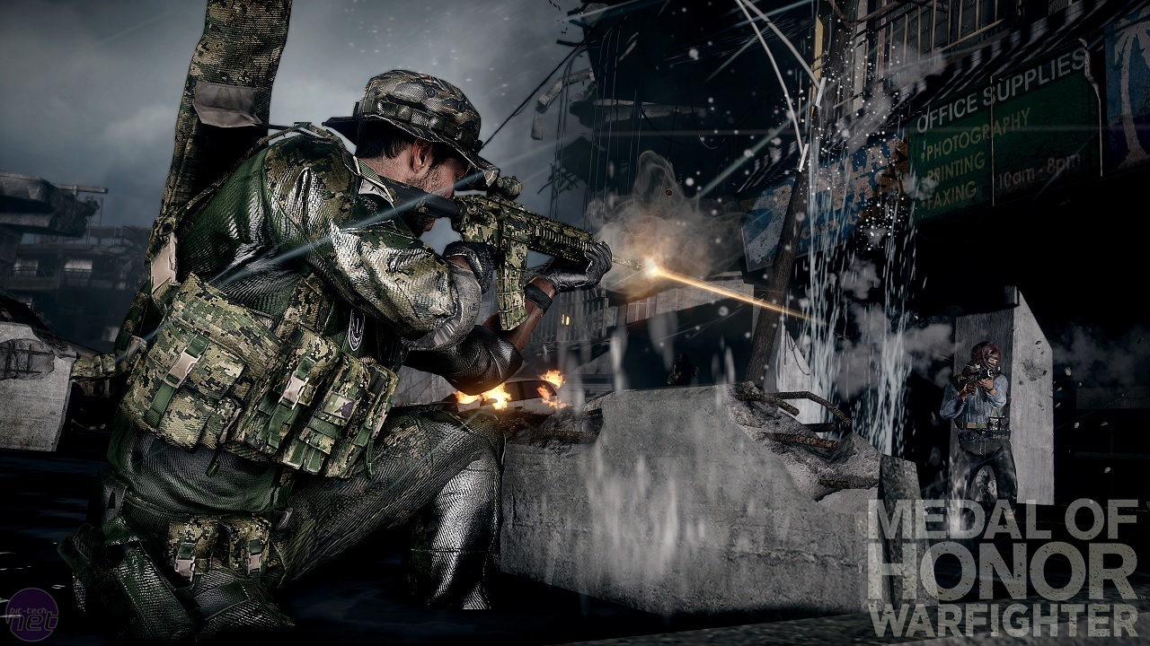 Medal Of Honor: Warfighter Interview