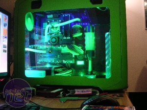 Mod of the Month September 2012 Corsair 600T GREEN by FiXeL