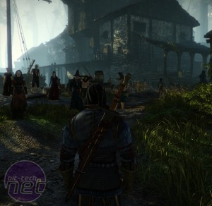 Nvidia GeForce GTX 650 Ti review GeForce GTX 650 Ti - The Witcher 2 Performance